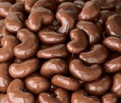 MILK CHOCOLATE CASHEWS