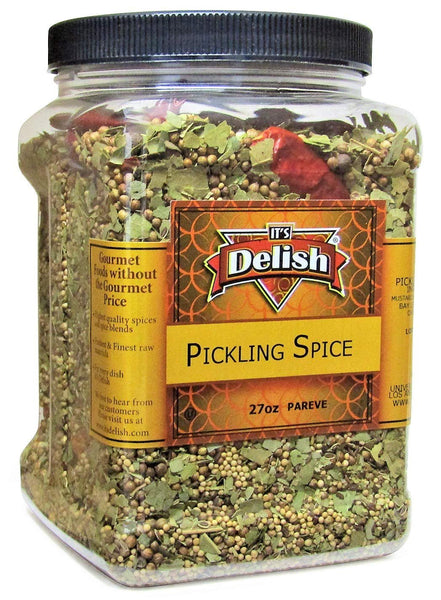 PICKING SPICE, 27 OZ (1.6 LB) | JUMBO REUSABLE CONTAINER