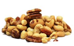 MIXED NUTS BBQ (ROASTED SALTED)