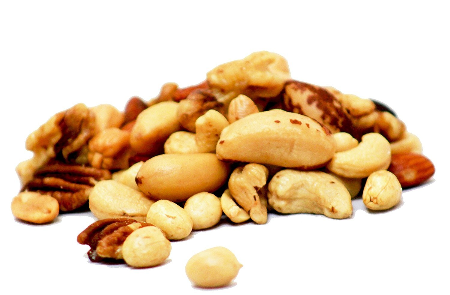 ROASTED MIXED NUTS (UNSALTED)