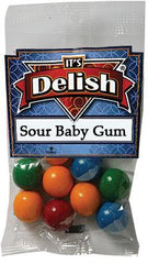 SOUR BABY GUM - Its Delish