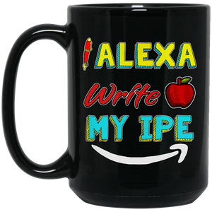 Alexa Write My I-E-P Plans Mug