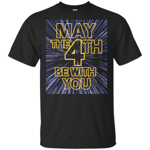 May The 4th Be With U you, May Fourth Shirt