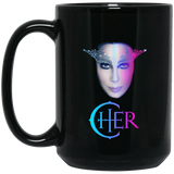 Cher Sublime Witch And God Talent Mug