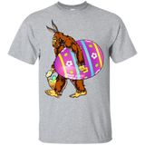 Bigfoot Hunting Easter Eggs Funny Shirt-Gift Style