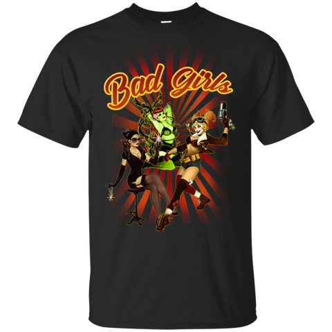 Batman Bad Girls Shirt