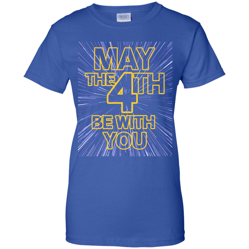 May The 4th Be With U you, May Fourth Shirt-Gift Style