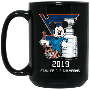 Mickey - Stanley St-Louis Cup Blues 2019 Mug