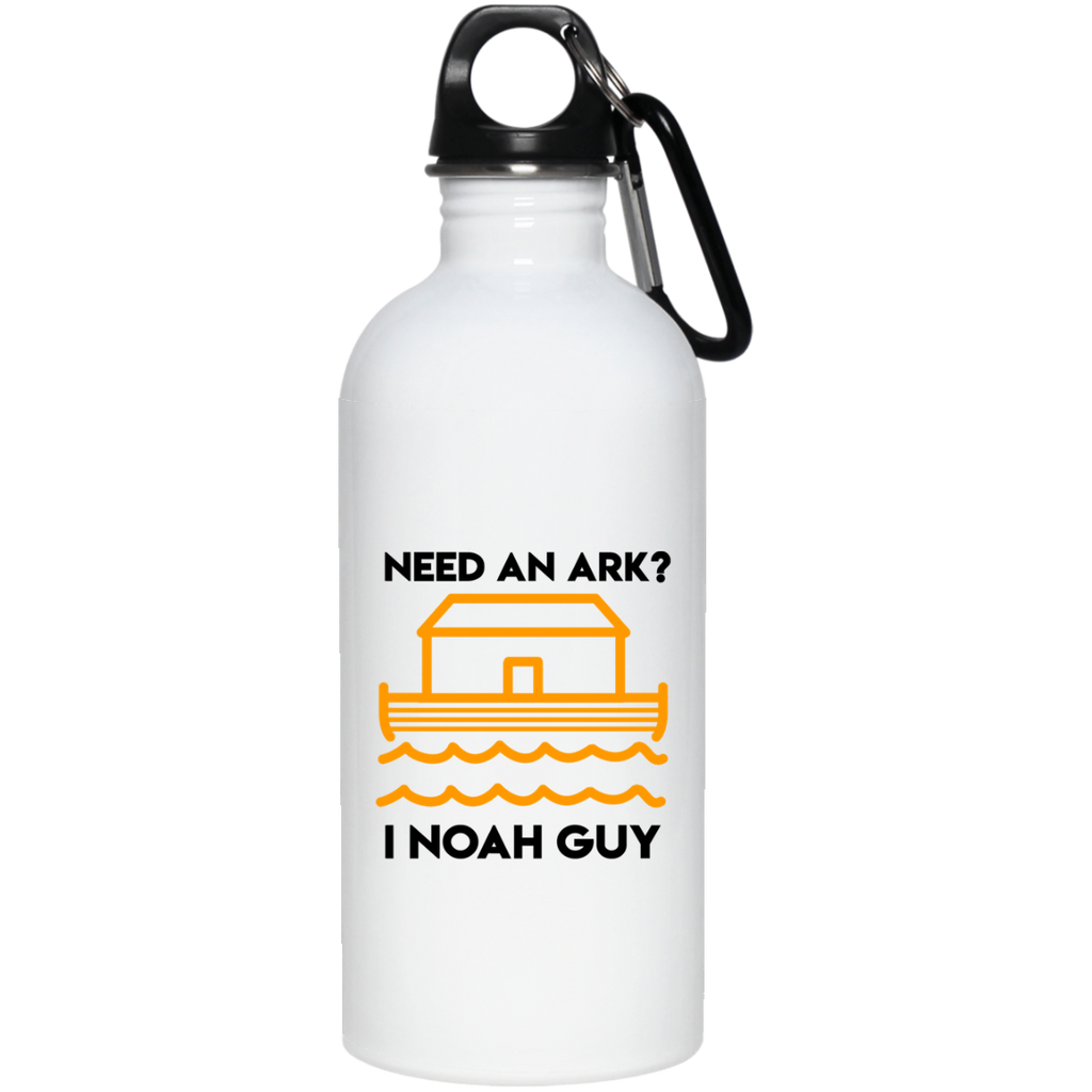 Need An Ark I Noah Guy Funny Christian Pun Mug