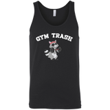 Gym Trash Funny Fitness Weight Lifting Raccoon Workout Shirt-Gift Style