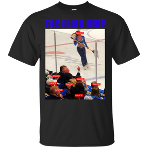 Ric Flair Drip Shirt Brett Hull Shirt