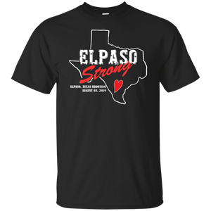 El paso Strong El paso Shooting Texas Shirt