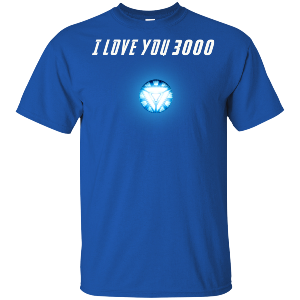 I Love You 3000 Shirt-Gift Style