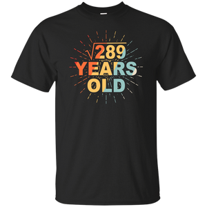 Square Root 289 17th Birthday 17 Years Old Shirt