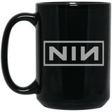 New Nine Inch Nail NIN Rock Band CAPTAIN MARVEL Hero Mug