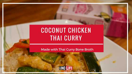 Coconut Chicken Thai Curry