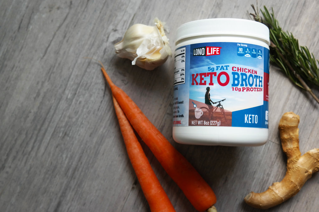 bone broth lono life