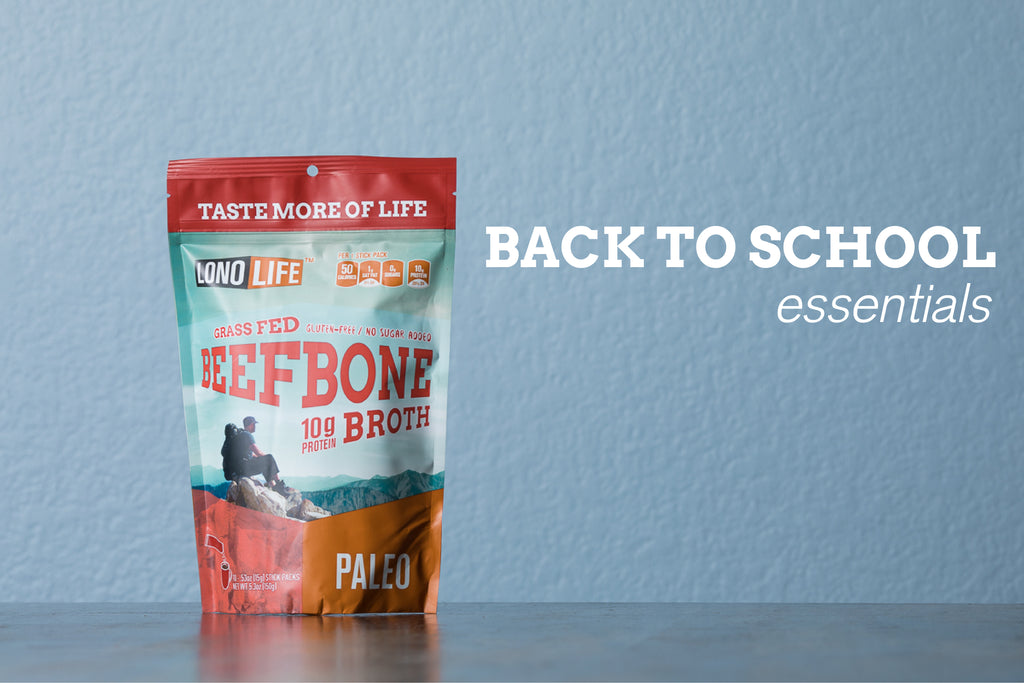 LonoLife Back to School Blog