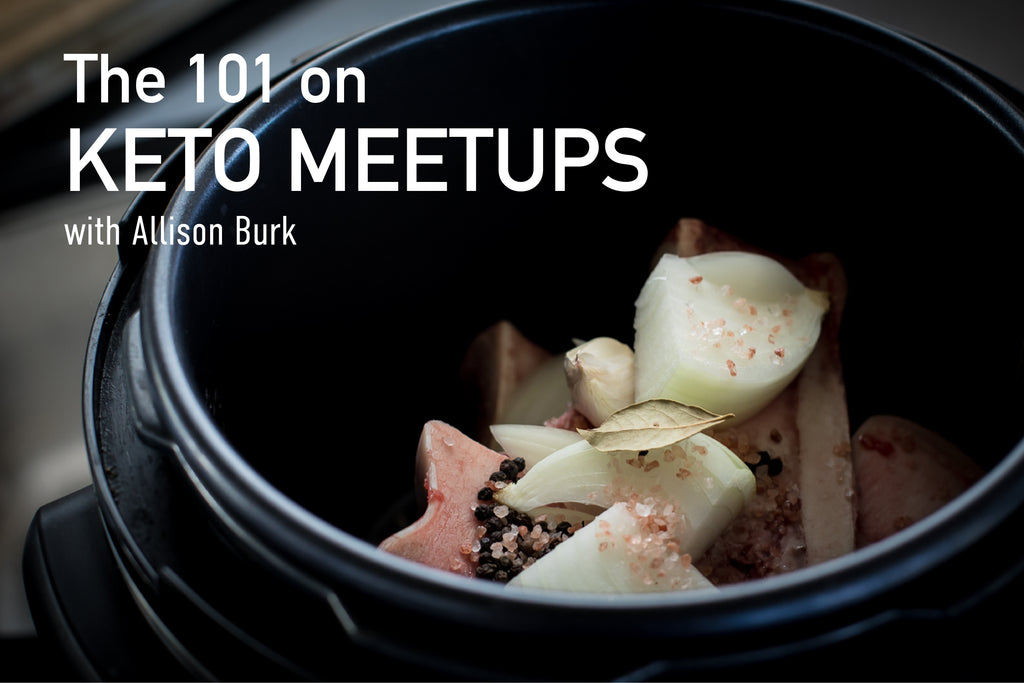LonoLife Blog Post - The 101 on Keto Meetups with Allison Burk