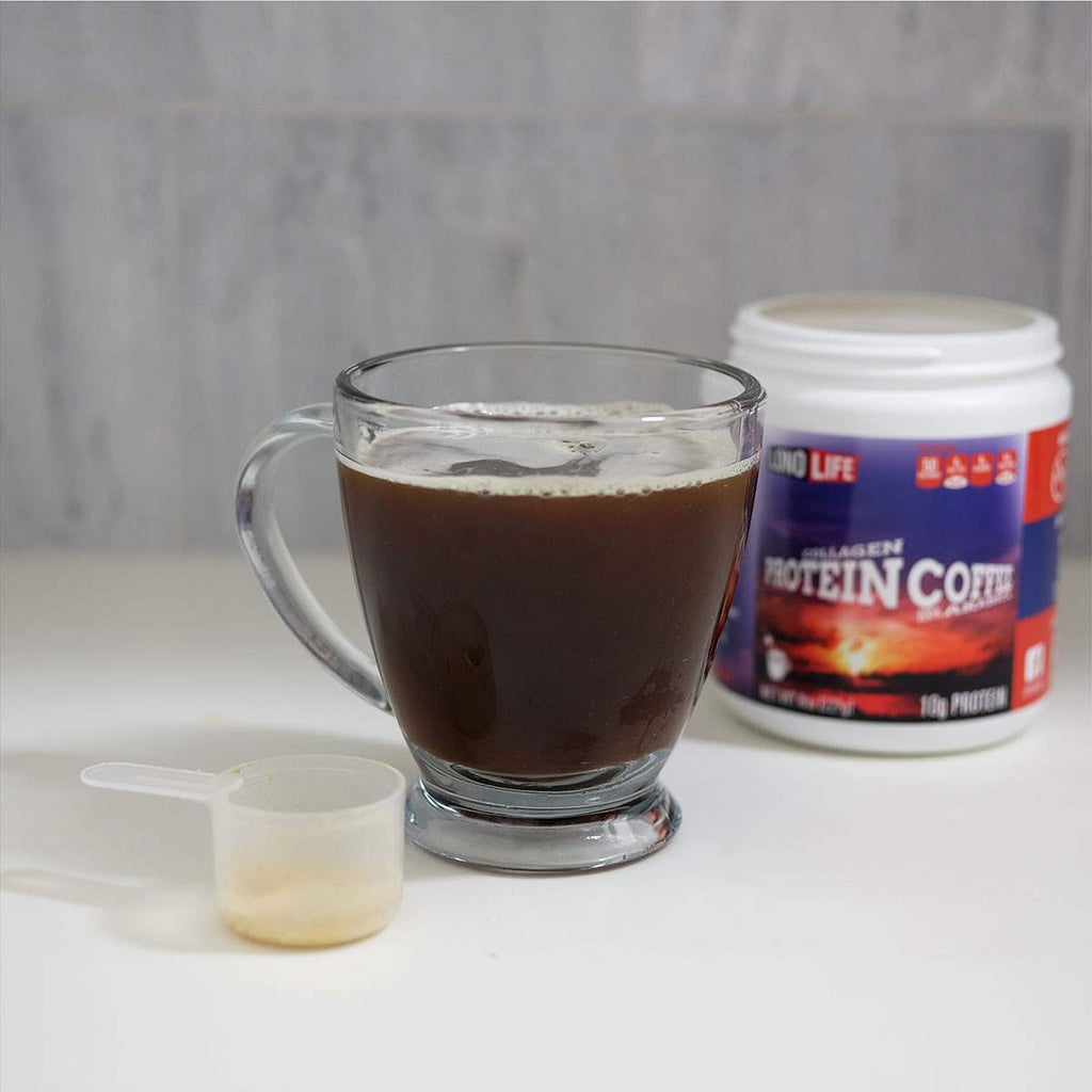 Protein Coffee Bulk Container