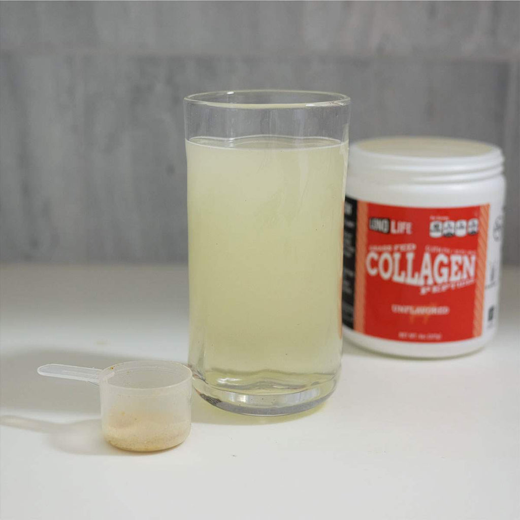 Unflavored Collagen Peptides Bulk Container