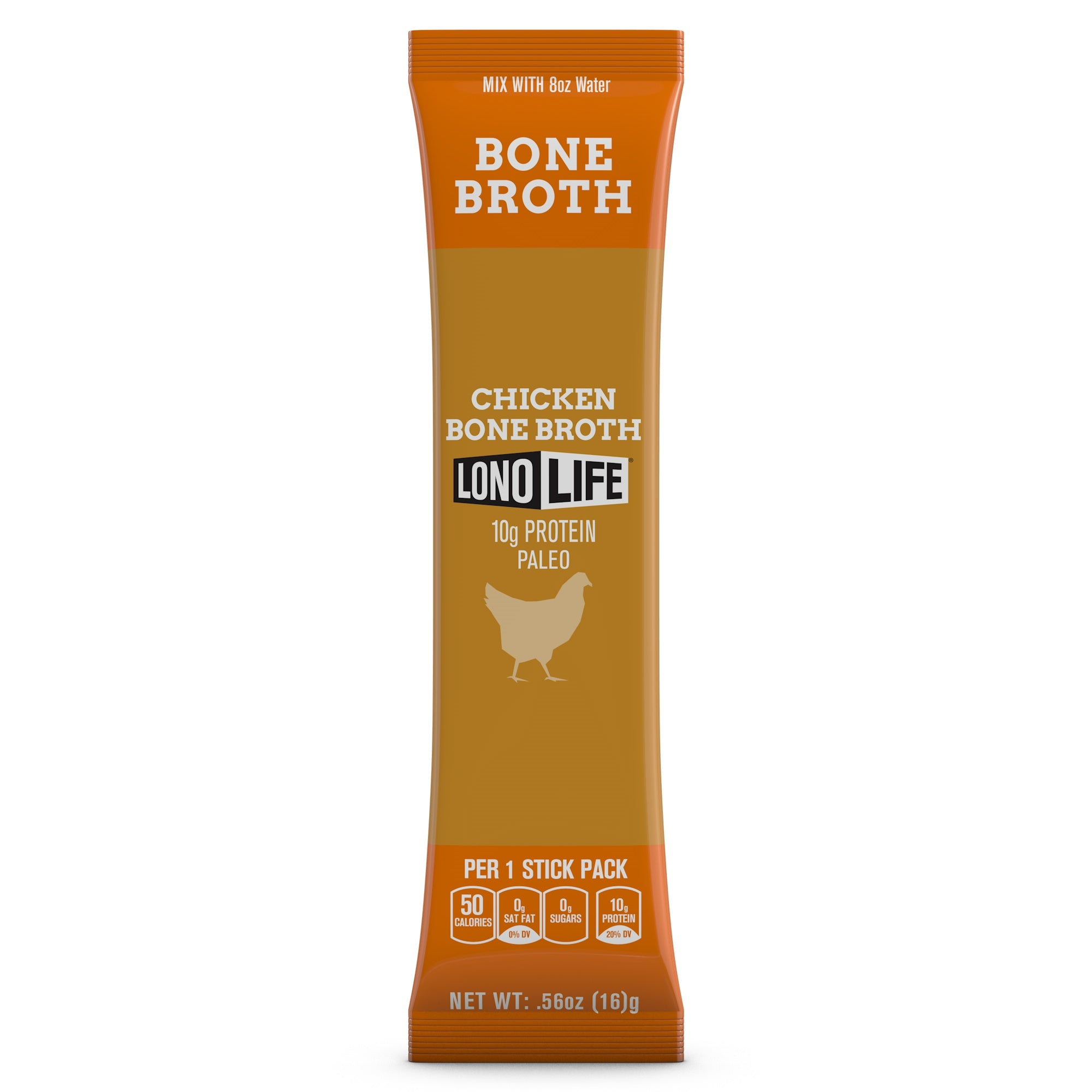 Lonolife Bone Broth Earns Paleo Certification