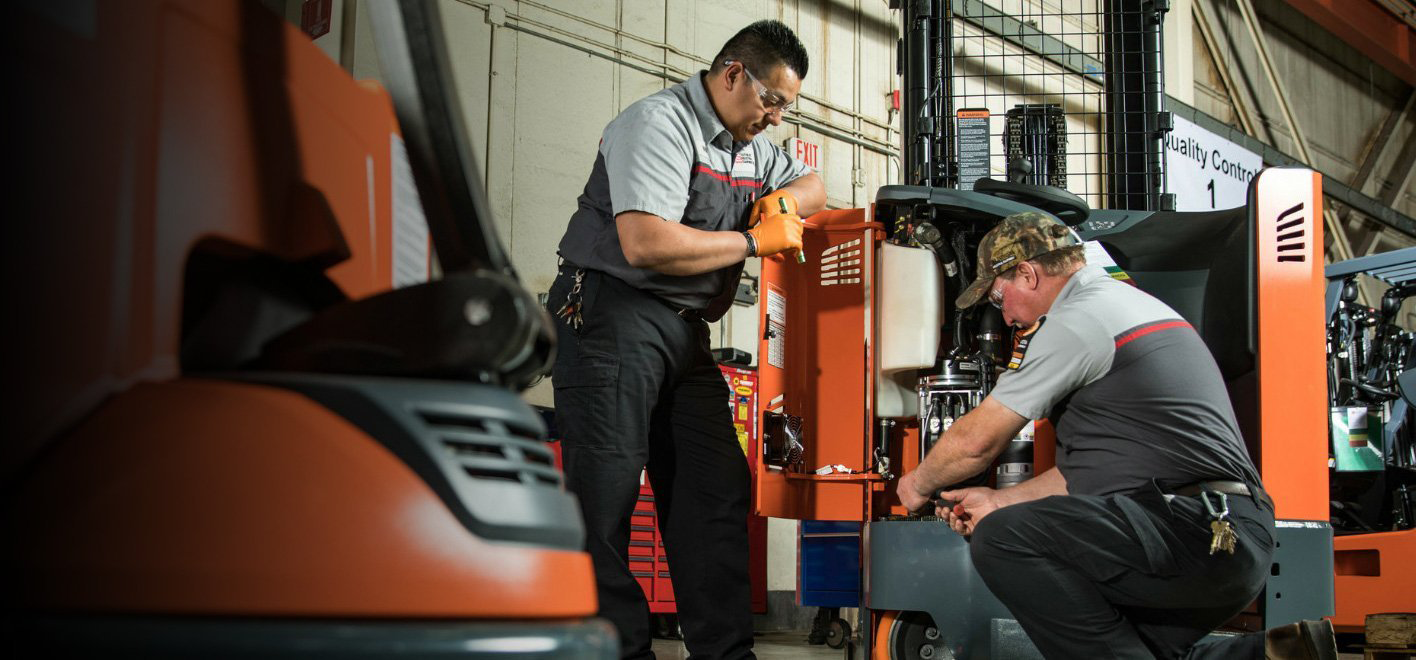 Forklift Mechanics & Lift Truck Technicians Career