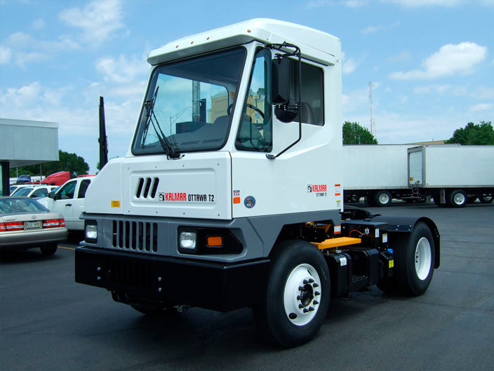 Used Equipment – Yard Trucks