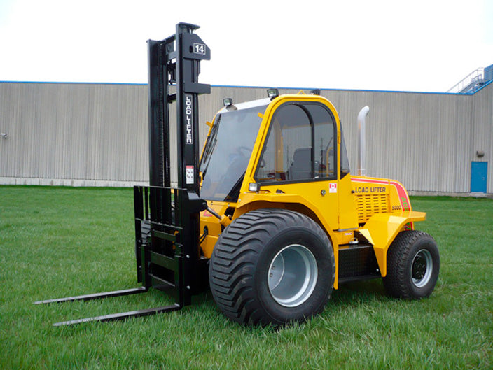 Agricultural Forklifts – Agri Lifter