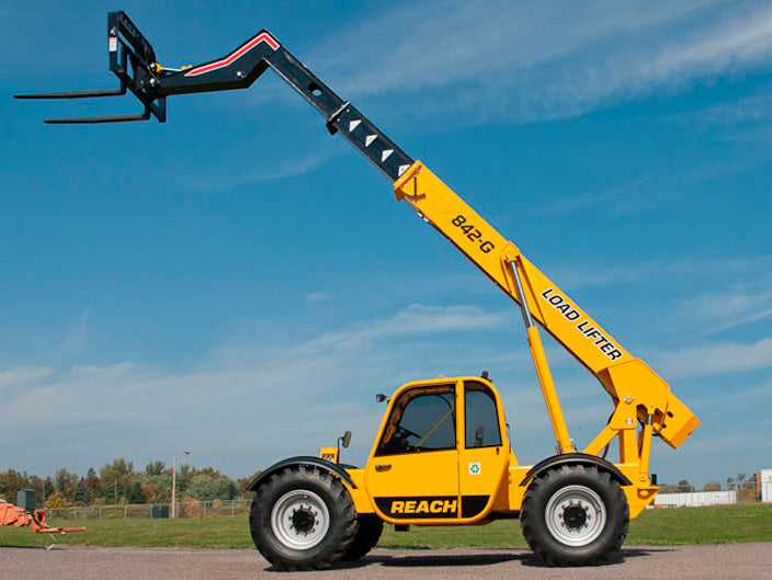 Rough Terrain – Reach Trucks