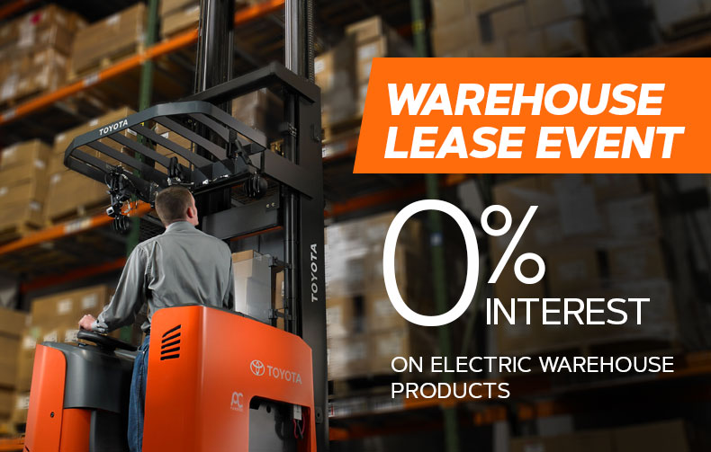 Warehouse Lease Event