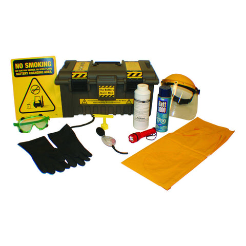 The Battery Care Box - Forklift Training Safety Products