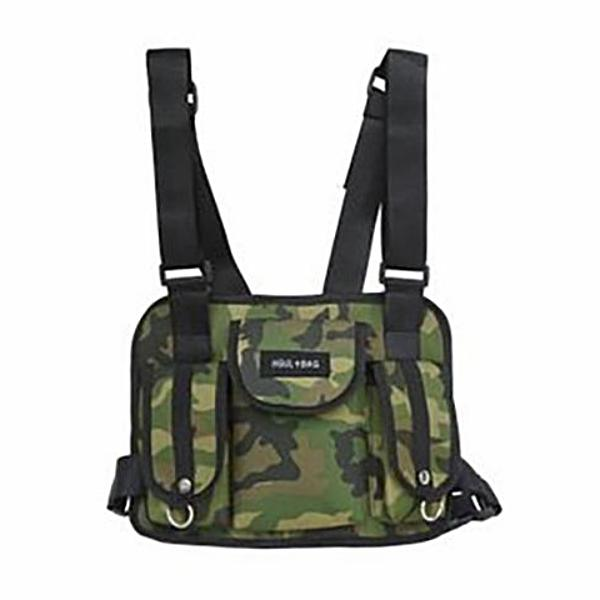 KIMOTO CHEST-RIG (CAMO)
