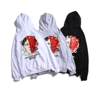 2 FACE HOODIE (3 COLORS)
