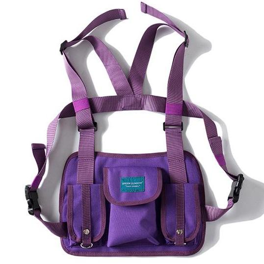 RYUU CHEST RIG (PURPLE)