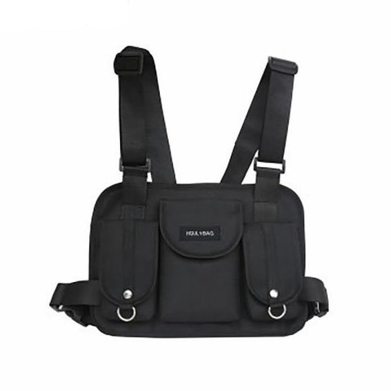 KIMOTO CHEST-RIG (BLACK)