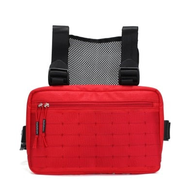 CARNAGE MOTO CHEST-RIG (RED)