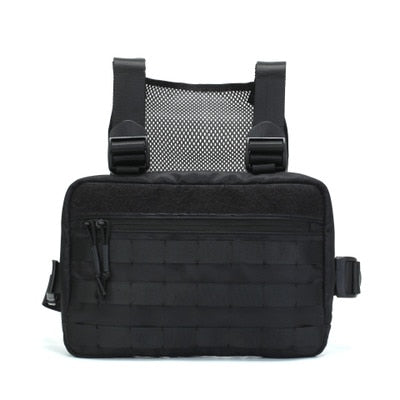 CARNAGE MOTO CHEST-RIG (BLACK)
