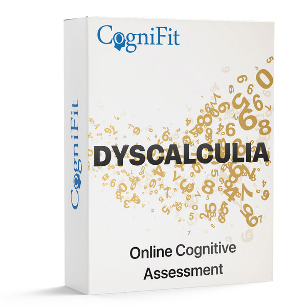 Online Dyscalculia Cognitive Assessment (CAB-DC)