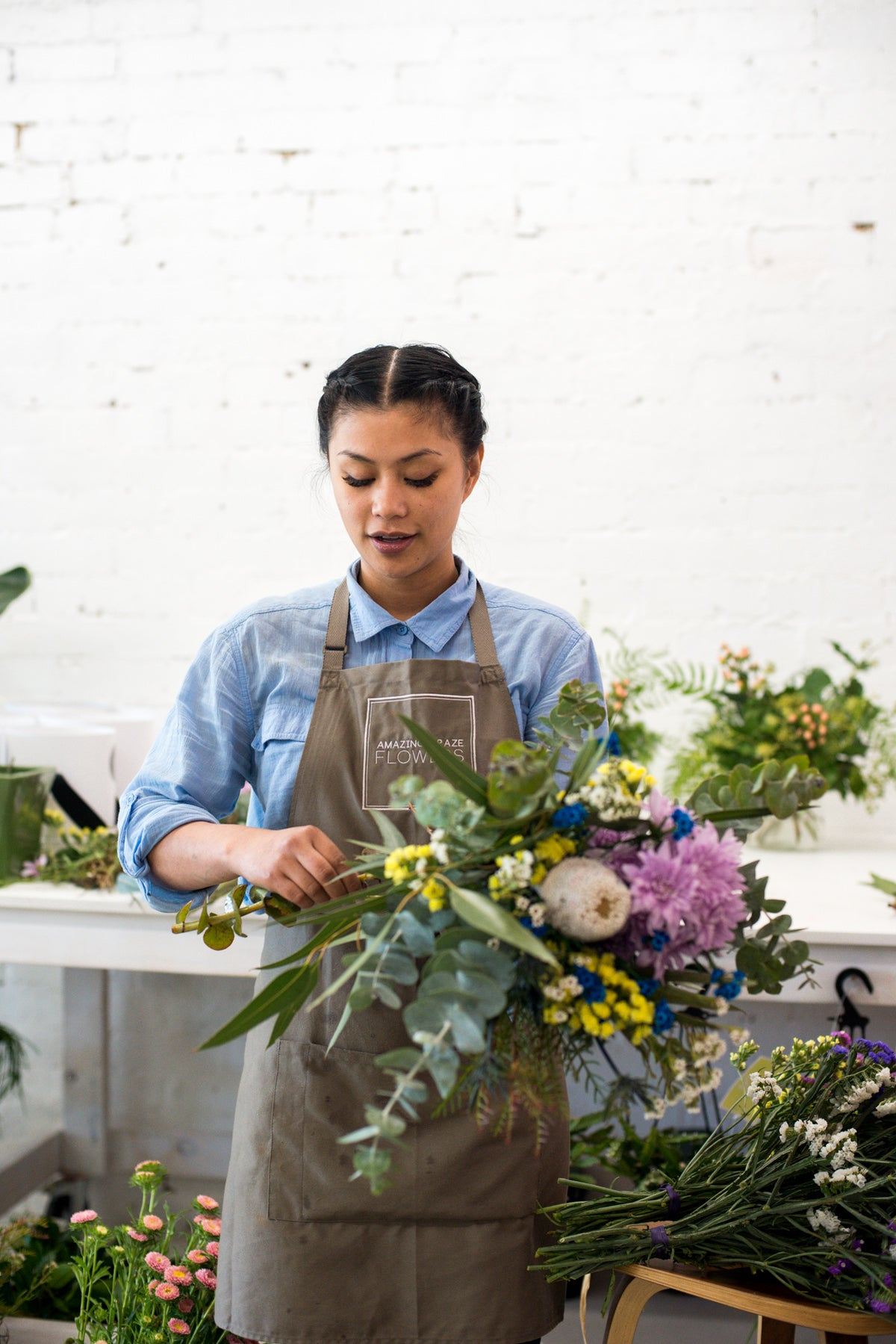 HOW TO CARE FOR FRESH CUT FLOWERS