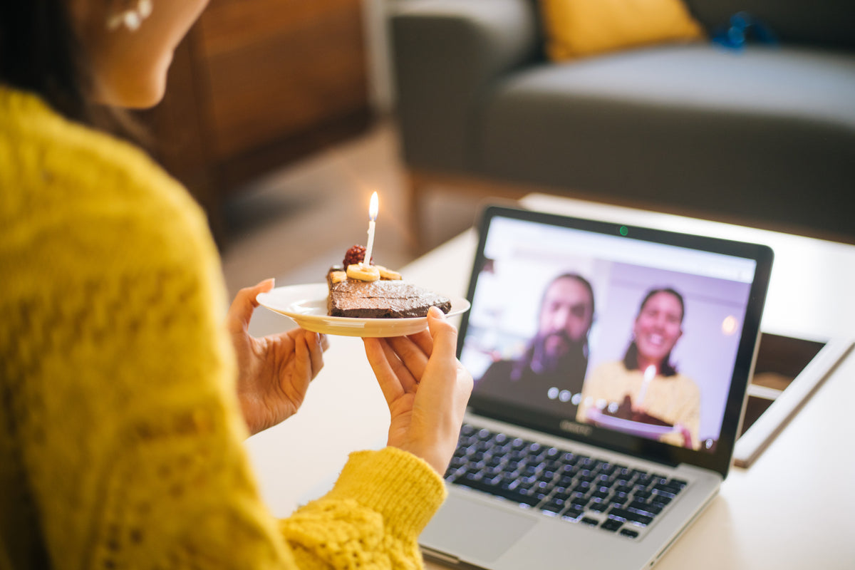 HOW TO THROW A STYLISH VIRTUAL BIRTHDAY PARTY