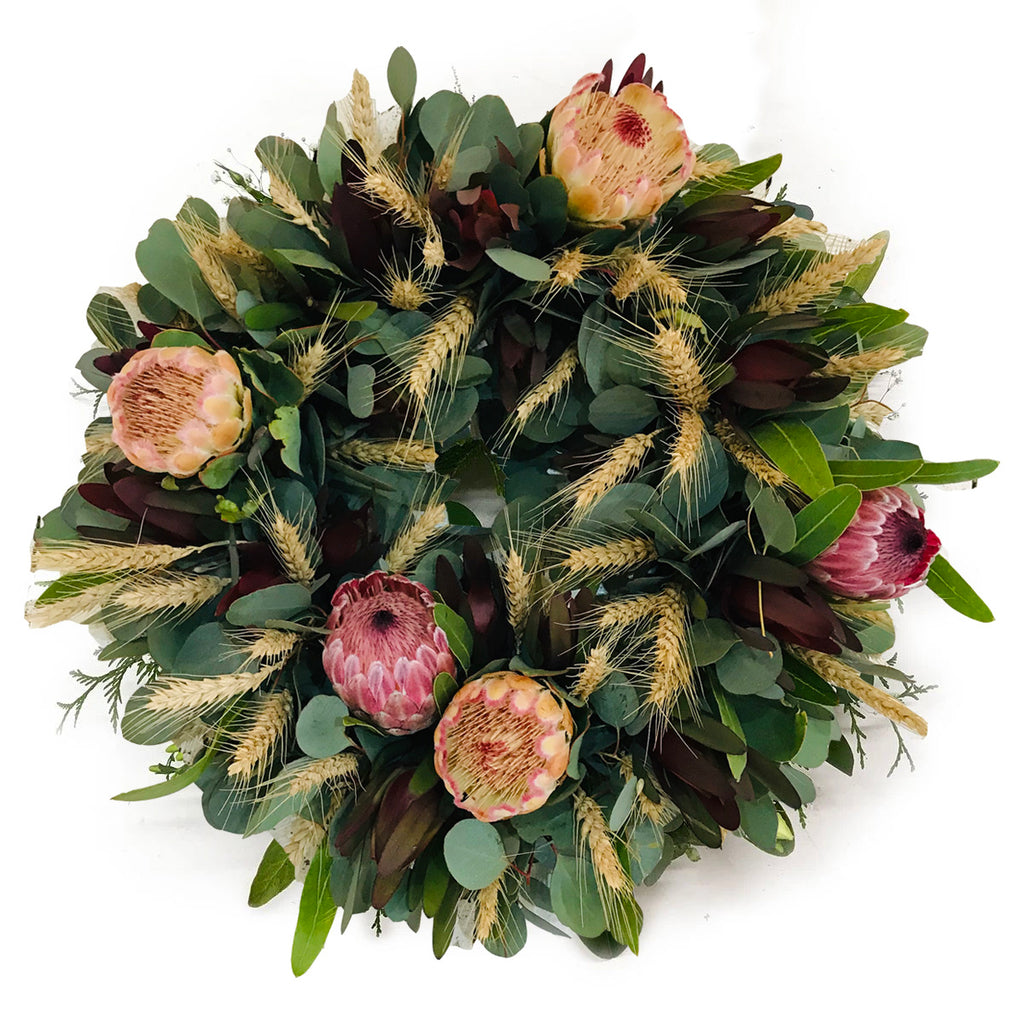 Funeral Wreath - Native