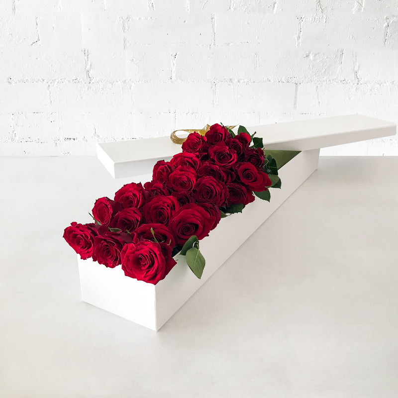 Buy 24 Red Roses for Valentines Day