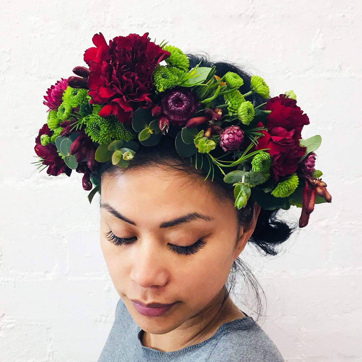 Buy your Flower Crown (Front view)