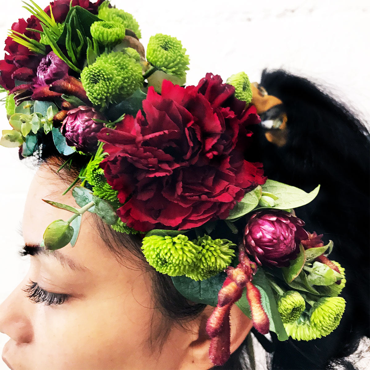 Buy your Flower Crown (Side view)