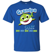 Grandpa Shark Doo Doo Doo Men T-shirt