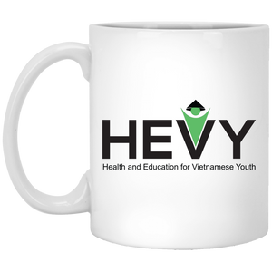 Hevy Coffee Mug, Tea Mug