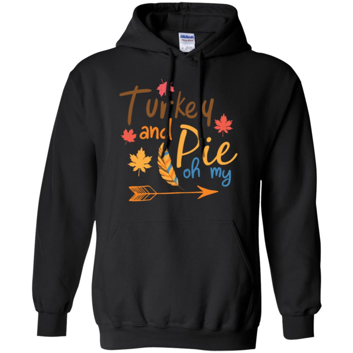 Turkey And Pie Oh My Happy Thanksgiving Men T-shirt