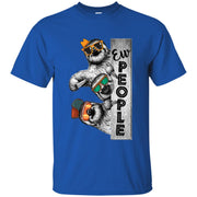 Ew People Sloth, Rescue Animal Men T-shirt