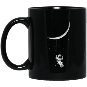 Astronaut, Moon Swing Coffee Mug, Tea Mug